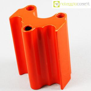 Sele Arte Ceramiche, vaso alto arancione (4)