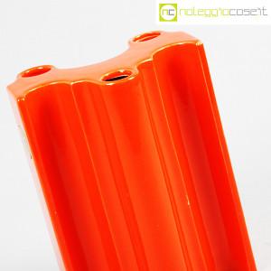 Sele Arte Ceramiche, vaso alto arancione (6)