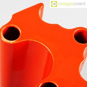 Sele Arte Ceramiche, vaso alto arancione (7)