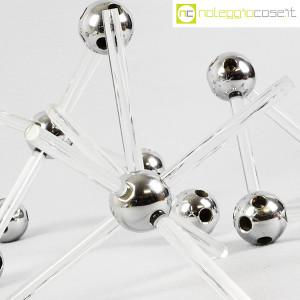 Struttura componibile in plexi e metallo (7)