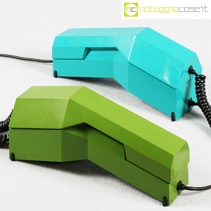 Auso Siemens, telefono Rialto verde e turchese, Design Group Italia (1)