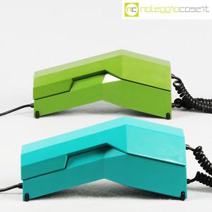 Auso Siemens, telefono Rialto verde e turchese, Design Group Italia (2)