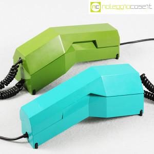 Auso Siemens, telefono Rialto verde e turchese, Design Group Italia (3)