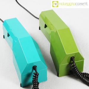 Auso Siemens, telefono Rialto verde e turchese, Design Group Italia (4)