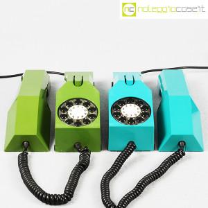 Auso Siemens, telefono Rialto verde e turchese, Design Group Italia (5)