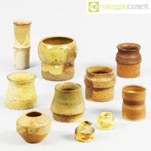 Ceramiche Pozzi piccoli vasi serie Rustica 02