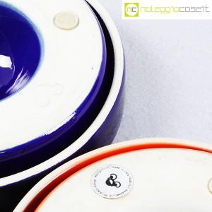 Ceramiche Brambilla, posacenere bassi 02, Angelo Mangiarotti (8)