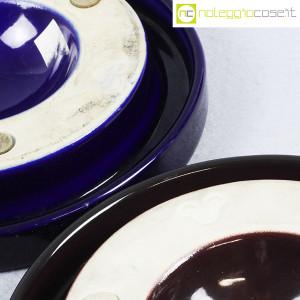 Ceramiche Brambilla, posacenere bassi 03, Angelo Mangiarotti (8)