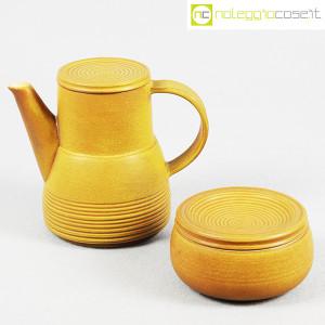 Ceramiche Bucci, brocca e contenitore, Franco Bucci (1)