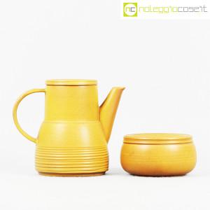 Ceramiche Bucci, brocca e contenitore, Franco Bucci (2)