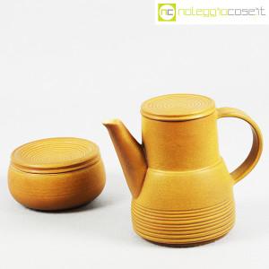Ceramiche Bucci, brocca e contenitore, Franco Bucci (3)