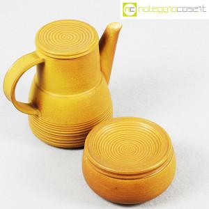 Ceramiche Bucci, brocca e contenitore, Franco Bucci (4)