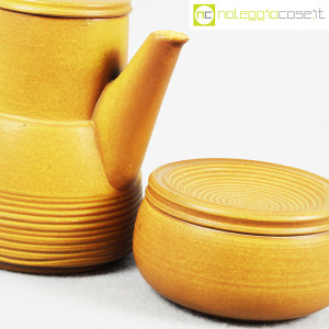 Ceramiche Bucci, brocca e contenitore, Franco Bucci (7)