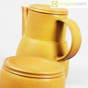 Ceramiche Bucci, brocca e contenitore, Franco Bucci (8)