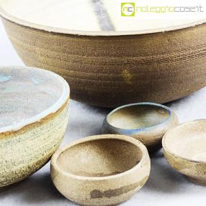 Ceramiche Franco Pozzi, set ciotole serie Rustica (5pz.), Ambrogio Pozzi (7)
