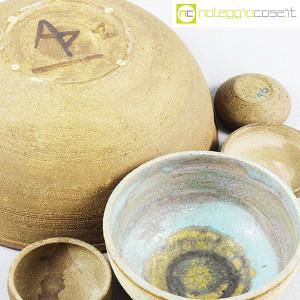Ceramiche Franco Pozzi, set ciotole serie Rustica (5pz.), Ambrogio Pozzi (8)