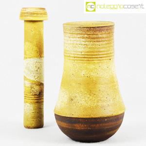 Ceramiche Franco Pozzi, set vasi alti serie Rustica (2pz.), Ambrogio Pozzi (1)