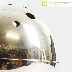 Christofle, vaso sfera Mars Silver, Lino Sabattini (7)