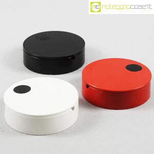 Cini & Nils, posacenere apribile nero, bianco e rosso, Studio OPI (1)