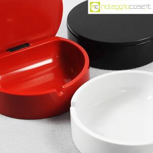 Cini & Nils, posacenere apribile nero, bianco e rosso, Studio OPI (7)