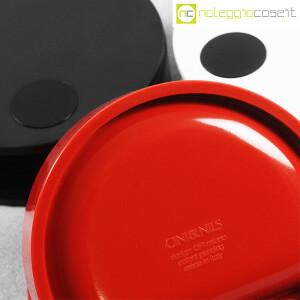 Cini & Nils, posacenere apribile nero, bianco e rosso, Studio OPI (9)