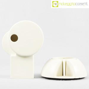 Parravicini Ceramiche, ceramica bianca con buco e centrotavola componibile (2)