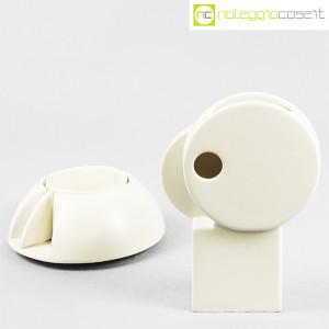 Parravicini Ceramiche, ceramica bianca con buco e centrotavola componibile (3)