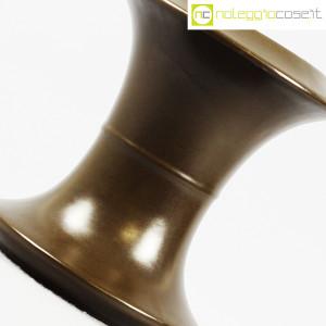 Sartori Ceramiche, vaso a rocchetto marrone (7)