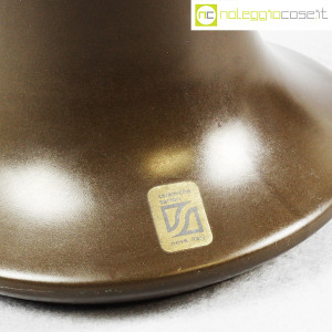 Sartori Ceramiche, vaso a rocchetto marrone (9)