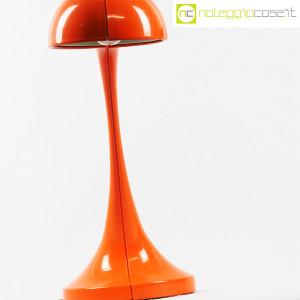 Sormani - Divisione Nucleo, lampada da tavolo Silfio arancione, Roberto Lera (5)