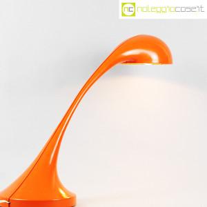 Sormani - Divisione Nucleo, lampada da tavolo Silfio arancione, Roberto Lera (6)