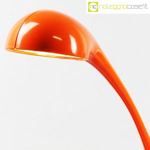 Sormani - Divisione Nucleo, lampada da tavolo Silfio arancione, Roberto Lera (7)