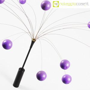 Alberello con sfere viola (4)