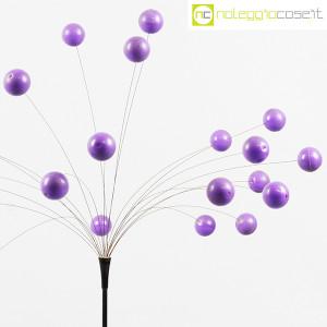 Alberello con sfere viola (6)