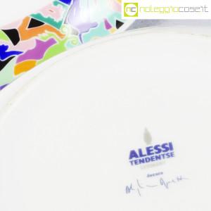 Alessi, zuppiera, decoro Alighiero Boetti (9)