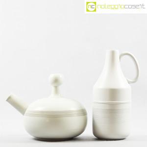 Ceramiche Franco Pozzi, brocche bianche, Ambrogio Pozzi (2)