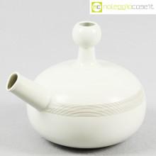 Ceramiche Pozzi caraffa bianca