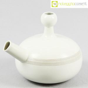 Ceramiche Franco Pozzi, caraffa bianca, Ambrogio Pozzi (1)
