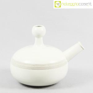Ceramiche Franco Pozzi, caraffa bianca, Ambrogio Pozzi (2)