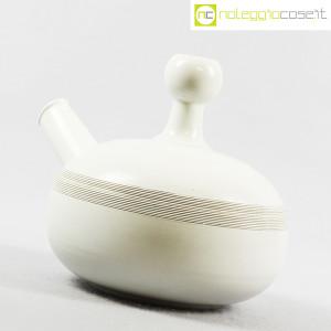 Ceramiche Franco Pozzi, caraffa bianca, Ambrogio Pozzi (3)