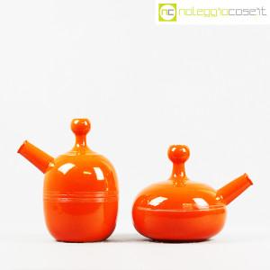 Ceramiche Franco Pozzi, caraffe arancione, Ambrogio Pozzi (2)
