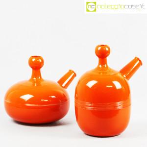 Ceramiche Franco Pozzi, caraffe arancione, Ambrogio Pozzi (3)