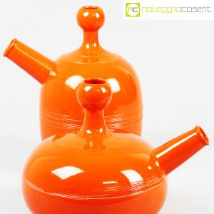 Ceramiche Franco Pozzi, caraffe arancione, Ambrogio Pozzi (5)