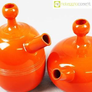 Ceramiche Franco Pozzi, caraffe arancione, Ambrogio Pozzi (7)
