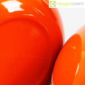 Ceramiche Franco Pozzi, caraffe arancione, Ambrogio Pozzi (8)