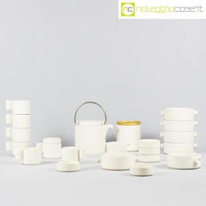 Ceramiche Franco Pozzi, set da tè serie Alto Basso, Ambrogio Pozzi (2)