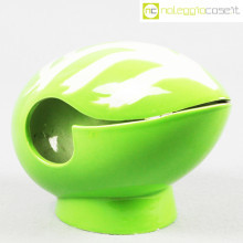 Il Picchio ceramica verde Enzo Bioli