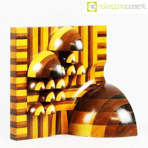 Scultura geometrica in legno (3)