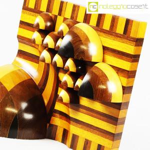 Scultura geometrica in legno (8)