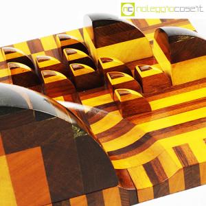 Scultura geometrica in legno (9)